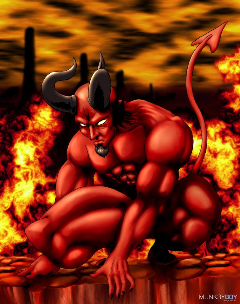 Satan Gay 37