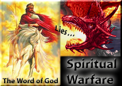 Understanding Spiritual Warfare! The Battle within and the