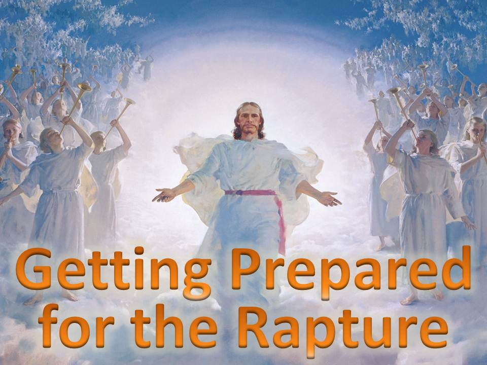 23 Top Rapture Bible Verses - Scripture About End Times