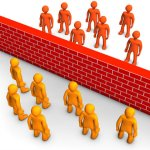 brick-wall-barrier-figures-both-sides