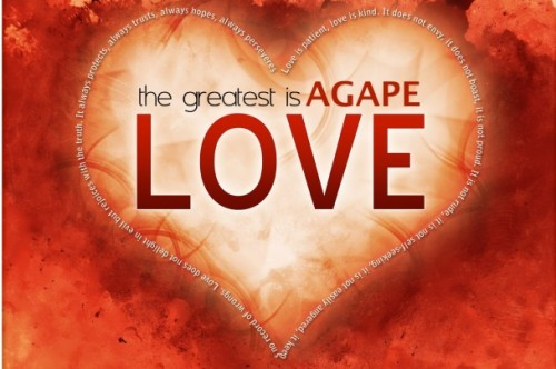 Image result for agape love